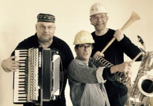Aschegeister - freie Improvisation @ Theater der Gezeiten